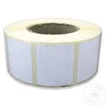 Самоклеящиеся этикетки термо 30х25мм