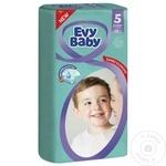 Scutece Evy Baby 12-25kg Nr.5 48buc