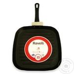 Tigaie grill Ravelli N10 28cm