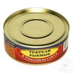 Тефтели Blue Morina в томатном соусе 240г