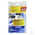 Rezerva mop Fino Microfibra Chenille
