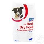Корм сухой для собак ARO говядина 10кг