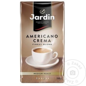 Cafea macinata Jardin Americano 250g - cumpărați, prețuri pentru Metro - foto 1