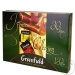 Чай Greenfield Микс в пакетиках 120x2г