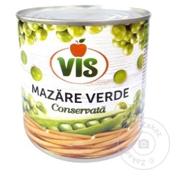 Mazare verde Vis 420g - cumpărați, prețuri pentru Metro - foto 1