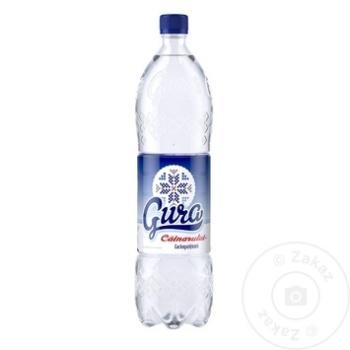 Apa minerala carbogazoasa Gura Cainarului PET 6x1,5l - cumpărați, prețuri pentru Metro - foto 1