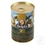 Măsline verzi fără sâmbure Delphi 400g