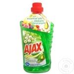 Средство Ajax Flower spring для мытья полов 1л
