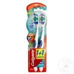 Зубная щетка Colgate 360 1+1
