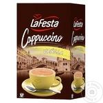 Cappucino La Festa vanilie 10x12,5g