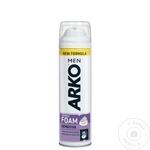 Пена для бритья Arko Sensitive 200мл