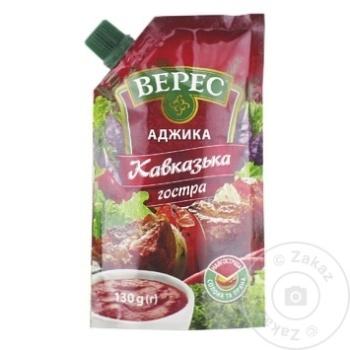 Аджика Верес Кавказская острая 130г - купить, цены на Метро - фото 4
