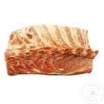 Cotlet de porc partial dezosat