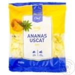 Ananas uscat bucati Metro Chef 200g