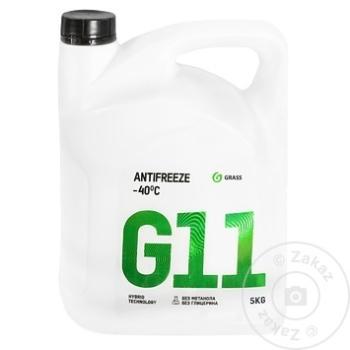 GRASS ANTIFREEZE G11 -40 5KG - cumpărați, prețuri pentru Metro - foto 1