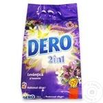 Стиральный порошок Dero Lavender 6кг