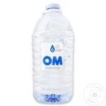 Столовая негазированная вода OM 6л
