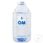 Столовая негазированная вода OM ПЭТ 9л