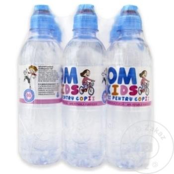 Apa potabila OM Kids sport PET 9x0,33l - cumpărați, prețuri pentru Metro - foto 1