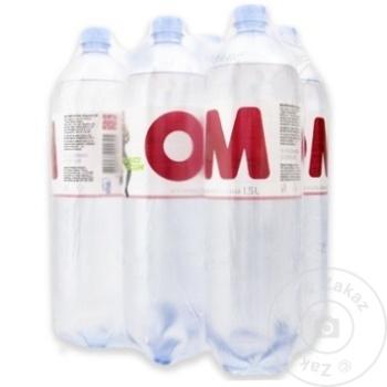 Apa potabila carbogazoaza OM PET 6x1,5l - cumpărați, prețuri pentru Metro - foto 2