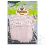 Pastrama de porc Mezellini felii 90G