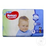 Scutece Huggies Ultra Confort Boy 8-14kg Nr.4 80buc