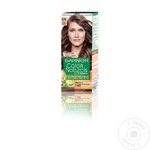 Стойкая питательная крем-краска Garnier Color Naturals 6N Натуральный светло-русый