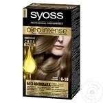 Vopsea de par Syoss Oleo Intense 6-10 blond întunecat