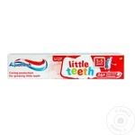 Детская зубная паста Aquafresh 50мл