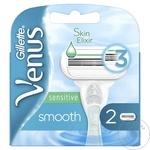 Кассеты для бритья Gillette Venus Sensitive 2шт