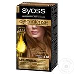 Vopsea de par Syoss Oleo Intense 8-60 blond ca mierea