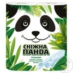Role prosop Panda 2straturi 2buc