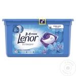 Detergent capsule Lenor Spring 36 buc