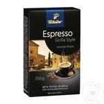 Cafea macinata Tchibo Sicilia 250g