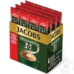 Cafea solubila 3in1 Jacobs cu zahar 25x15g