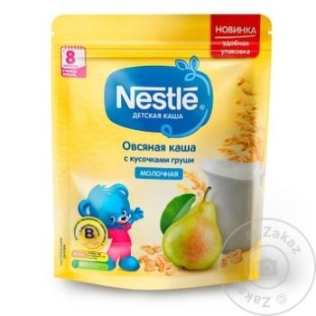 Каша Nestle овсянка груша 220г - купить, цены на Метро - фото 3
