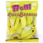 Зефир Trolli Шоколад/Банан 150г