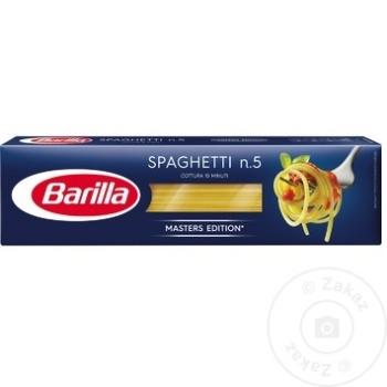 Spaghetti Nr.5 Barilla 450g - cumpărați, prețuri pentru Metro - foto 2