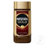 Cafea solubila Nescafe Gold 190g