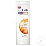Sampon Clear Anti Hair Fall 400ml