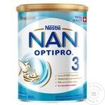 Детская молочная смесь Nestle NAN 3 800г