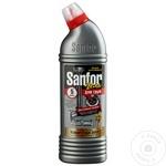Средство для прочистки сливных труб Sanfor 750мл