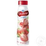 Йогурт питьевой Дольче с клубникой 2,5% 290г
