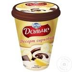 Desert de branza Dolce banana/ciocolata 400g