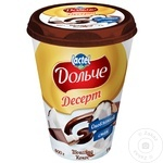 Десерт творожный Dolce кокос/шоколад 400г