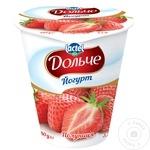 Iaurt Dolce cu capsuna 3,2% 280g