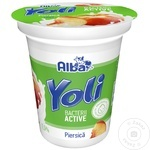 Йогурт Yoli с персиками 1,5% 280г