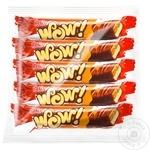 Шоколадный батончик Nefis WOW 5 x 35g