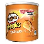 Чипсы Pringles со вкусом паприки 40г