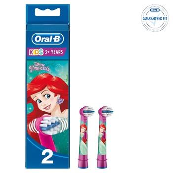 Сменные насадки для электрической зубной щетки Oral-B Kids 2шт - купить, цены на Метро - фото 3